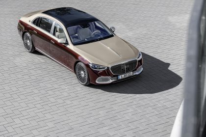 2021 Mercedes-Maybach S-Class ( V223 ) 27