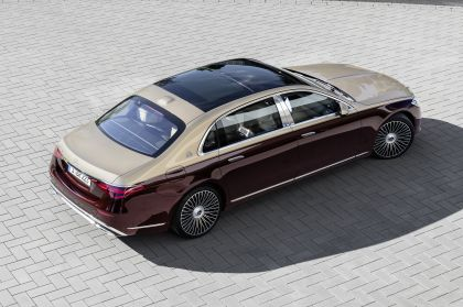 2021 Mercedes-Maybach S-Class ( V223 ) 28