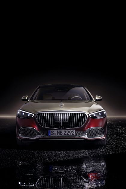 2021 Mercedes-Maybach S-Class ( V223 ) 43