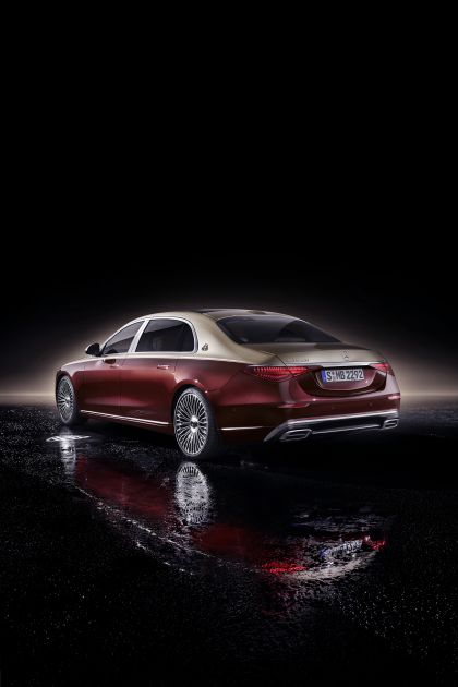 2021 Mercedes-Maybach S-Class ( V223 ) 45