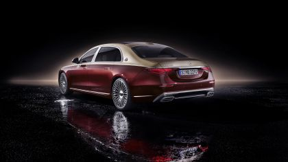 2021 Mercedes-Maybach S-Class ( V223 ) 48