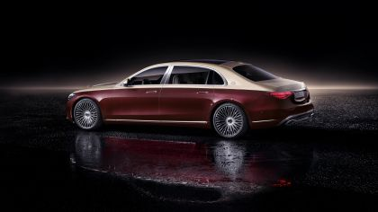 2021 Mercedes-Maybach S-Class ( V223 ) 50