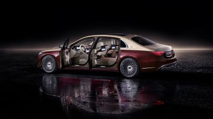 2021 Mercedes-Maybach S-Class ( V223 ) 51