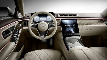 2021 Mercedes-Maybach S-Class ( V223 ) 56