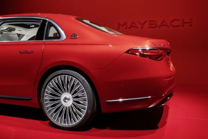 2021 Mercedes-Maybach S-Class ( V223 ) 75