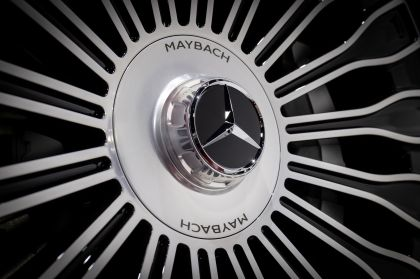 2021 Mercedes-Maybach S-Class ( V223 ) 102