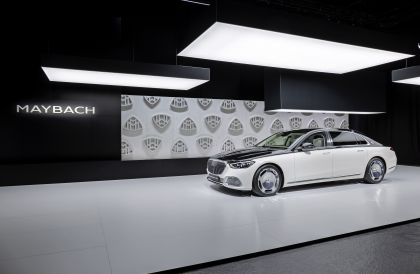 2021 Mercedes-Maybach S-Class ( V223 ) 109