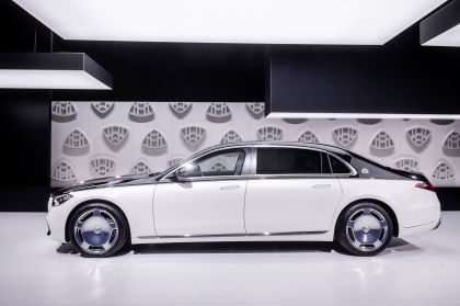2021 Mercedes-Maybach S-Class ( V223 ) 110