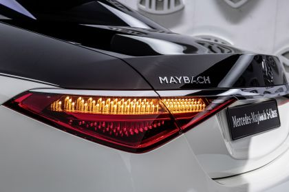 2021 Mercedes-Maybach S-Class ( V223 ) 116