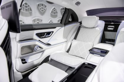 2021 Mercedes-Maybach S-Class ( V223 ) 137