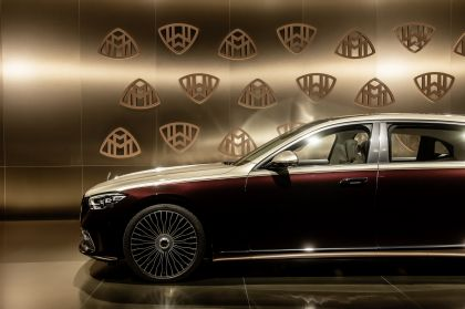 2021 Mercedes-Maybach S-Class ( V223 ) 141
