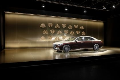 2021 Mercedes-Maybach S-Class ( V223 ) 142