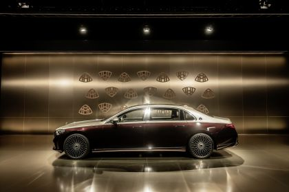 2021 Mercedes-Maybach S-Class ( V223 ) 143