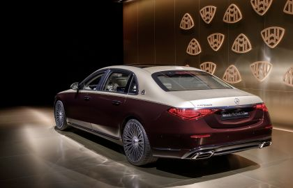 2021 Mercedes-Maybach S-Class ( V223 ) 144