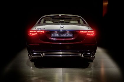 2021 Mercedes-Maybach S-Class ( V223 ) 145