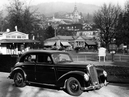 1951 Mercedes-Benz 220 ( W187 ) 5