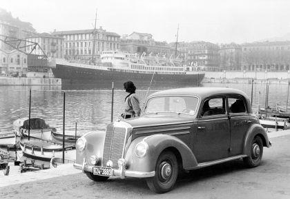 1951 Mercedes-Benz 220 ( W187 ) 10