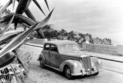 1951 Mercedes-Benz 220 ( W187 ) 11