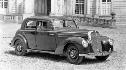 1951 Mercedes-Benz 220 ( W187 ) 7