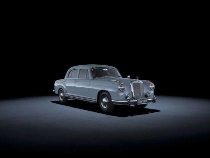 1954 Mercedes-Benz 220 ( W180 ) Ponton 1