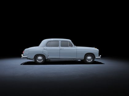 1954 Mercedes-Benz 220 ( W180 ) Ponton 2