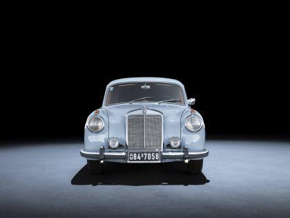 1954 Mercedes-Benz 220 ( W180 ) Ponton 4