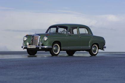 1954 Mercedes-Benz 220 ( W180 ) Ponton 5