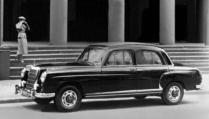 1954 Mercedes-Benz 220 ( W180 ) Ponton 6