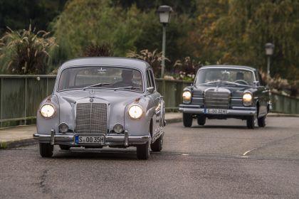 1954 Mercedes-Benz 220 ( W180 ) Ponton 11