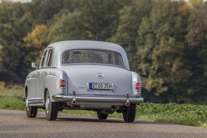 1954 Mercedes-Benz 220 ( W180 ) Ponton 16