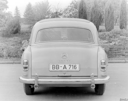 1954 Mercedes-Benz 220 ( W180 ) Ponton 18