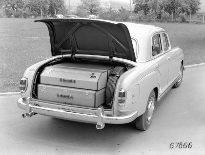 1954 Mercedes-Benz 220 ( W180 ) Ponton 19