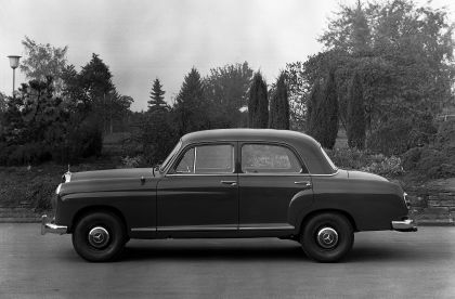 1954 Mercedes-Benz 220 ( W180 ) Ponton 20