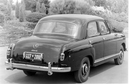 1954 Mercedes-Benz 220 ( W180 ) Ponton 21