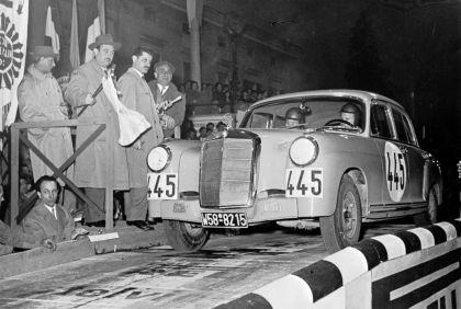 1954 Mercedes-Benz 220 ( W180 ) Ponton 24