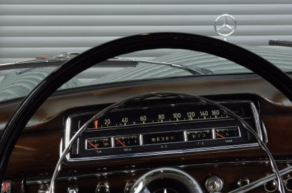 1954 Mercedes-Benz 220 ( W180 ) Ponton 27