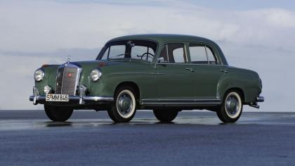 1954 Mercedes-Benz 220 ( W180 ) Ponton 3