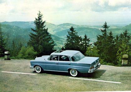1959 Mercedes-Benz 220 SE ( W111 ) Tailfin 6