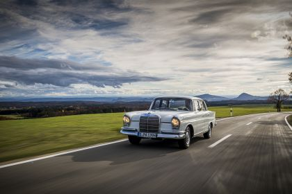 1961 Mercedes-Benz 300 SE ( W112 ) Tailfin 1