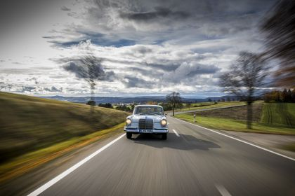 1961 Mercedes-Benz 300 SE ( W112 ) Tailfin 5