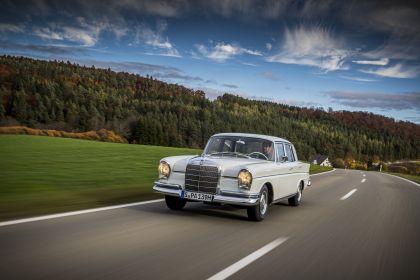1961 Mercedes-Benz 300 SE ( W112 ) Tailfin 7