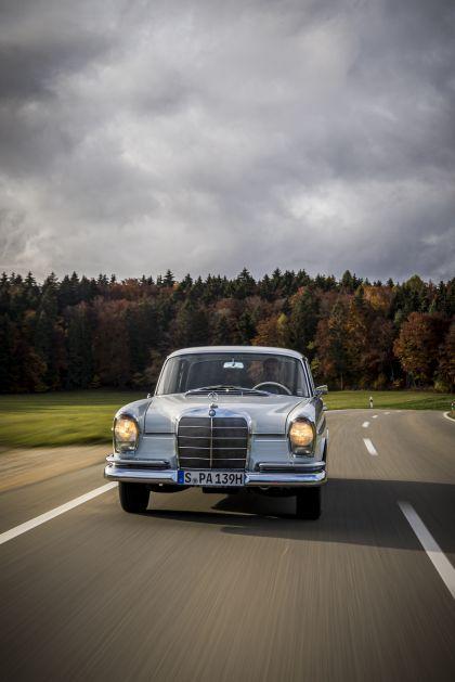 1961 Mercedes-Benz 300 SE ( W112 ) Tailfin 11