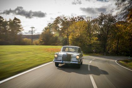 1961 Mercedes-Benz 300 SE ( W112 ) Tailfin 12