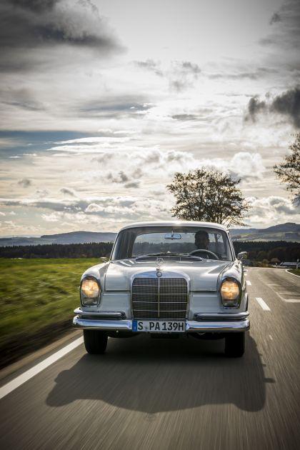 1961 Mercedes-Benz 300 SE ( W112 ) Tailfin 13