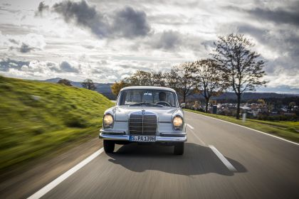 1961 Mercedes-Benz 300 SE ( W112 ) Tailfin 14