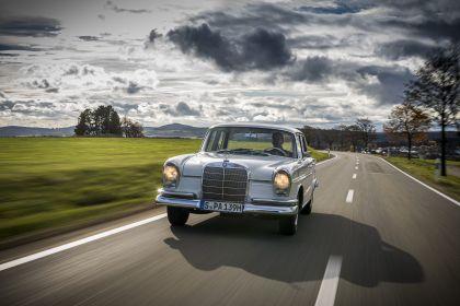 1961 Mercedes-Benz 300 SE ( W112 ) Tailfin 15