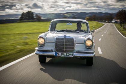 1961 Mercedes-Benz 300 SE ( W112 ) Tailfin 16