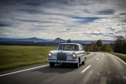 1961 Mercedes-Benz 300 SE ( W112 ) Tailfin 17