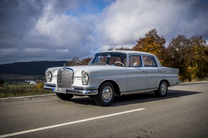 1961 Mercedes-Benz 300 SE ( W112 ) Tailfin 18