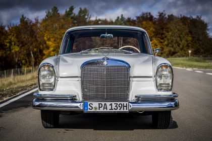1961 Mercedes-Benz 300 SE ( W112 ) Tailfin 19